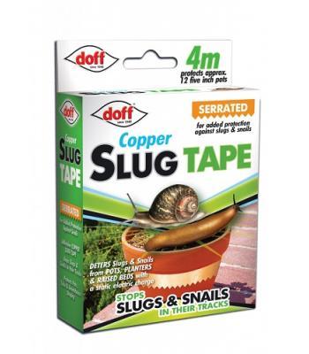 Doff Slug/Snail Adhesve Copper Tape 4m
