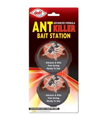 Doff Ant Bait Station 2 Pack