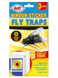 Doff Window Stickers 3 Pack