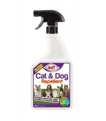 Doff Cat & Dog Repellent 1L