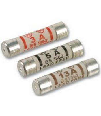 Domestic Fuses 3amp, 5amp and 13amp