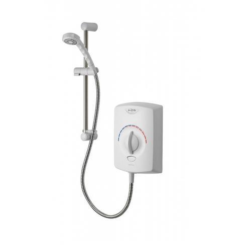 Gainsborough SE 8.5 Economy Shower 8.5kw, White