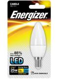 Energizer LED E14/SES Warm White Candle 3.4w