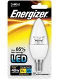Energizer LED E14/SES Warm White Candle Blister Pack 5.9w