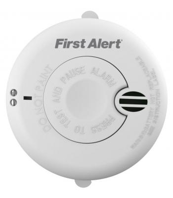 BRK Long Life Optical Smoke Alarm