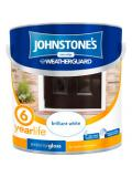 Johnstone's Weatherguard 6 Year Exterior Gloss 2.5 Litre