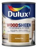 Dulux Interior and Exterior Wood Stains and Varnish Wood-sheen Antique Pine 250ml