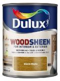Dulux Interior and Exterior Wood Stains and Varnish Wood-sheen Warm Maple 250ml