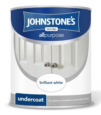 Johnstone's All Purpose Undercoat 2.5 Litre