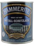 Hammerite metal paint Hammer Blue 750m Direct to Rust Hammerschlag Mettallblau