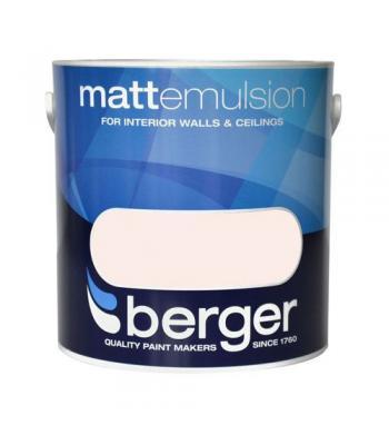 Berger Matt Emulsion 2.5 Litre