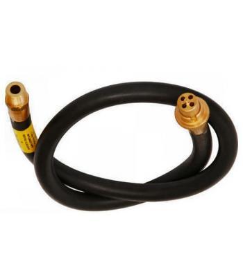 Bayonet gas cooker hose 4 feet