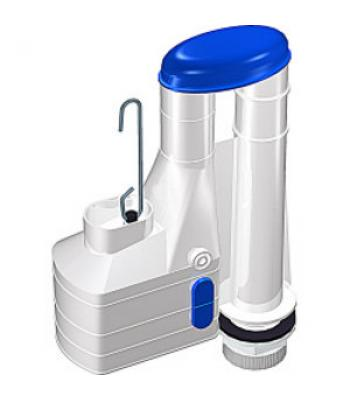 Toilet cistern flush syphon 9 inches
