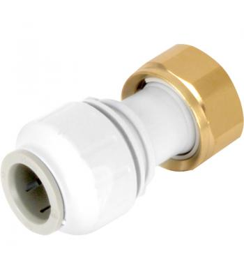 John Guests Speed-Fit Tap Connector 15 mm
