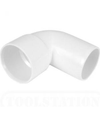 Waste Pipe Fittings 32 mm Solvent Weld fittings White 1 1/4 inch