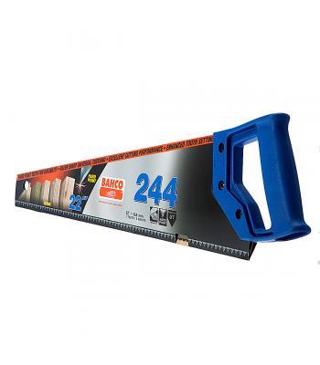 Bahco 244 Hard Point Medium cut hand saw 550 mm - 22 inches