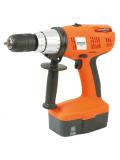 Silverline Hi-Spec Cordless Hammer Drill 24V 2 x Ni-Cad batteries