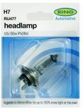 Car Headlamp H7 RU477 Auto Bulb For Car Head Light