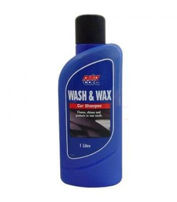 Autocare Wash and Wax Car Shampoo for deep gloss finish 1Liter