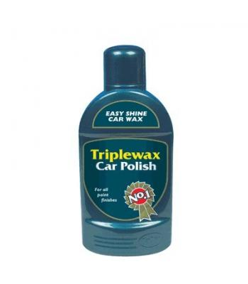 Carplan Triplewax Car Polish for all paint finish 500ml
