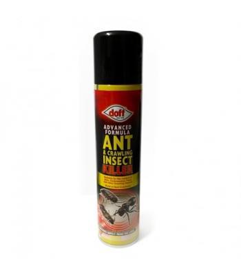 Doff Ant and Crawling Insect Killer 300ml Aerosol