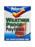 Polycell Weather Proof Filler powder 500g