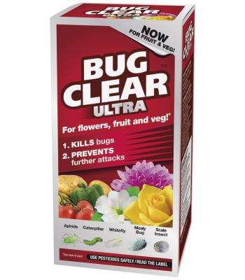 Bug Clear Ultra for flowers Fruit and Vegetable 200ml