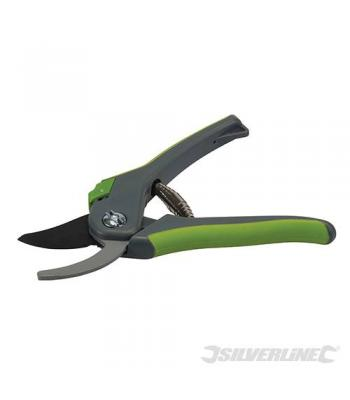 silverline bypass Secateurs 210mm