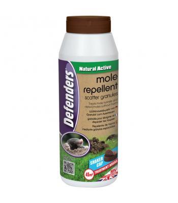 Defenders Mole Repellent Scatter Granules 450g