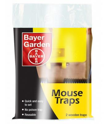 Bayer Victor Mouse Trap Twin