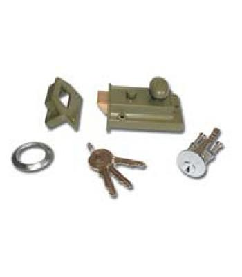 Traditional Style Nightlatch door lock ASEC