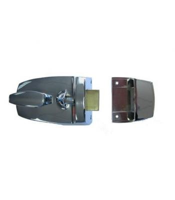 Legge Night Latch Chrome