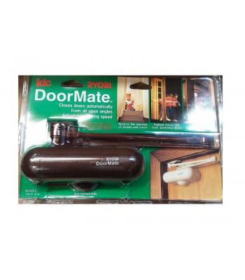 Brown Door Closer Ryobi Door Mate 101P door upto 38KG adjustable closing