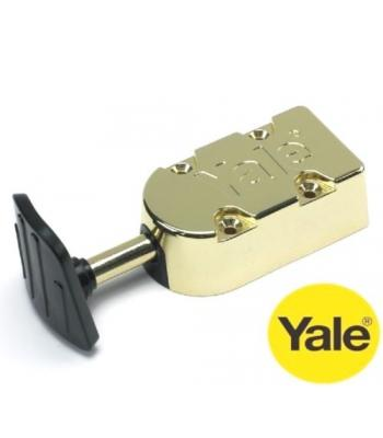 YALE PEDAL OPERATED FOOT BOLT SECURITY DOOR LOCK DISABLED LIVING AID DOOR BOLT
