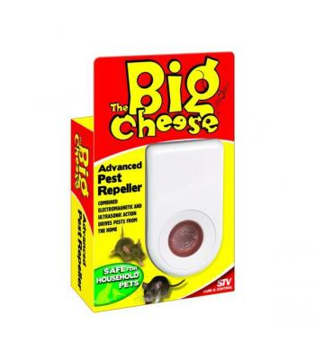 STV The Big Cheese Advanced Pest Repeller