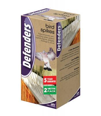 STV Defenders Bird Spikes 2 Metre Pack