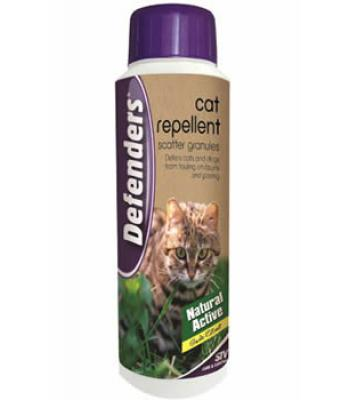 STV Defenders Cat Repellent Scatter Granules 450g