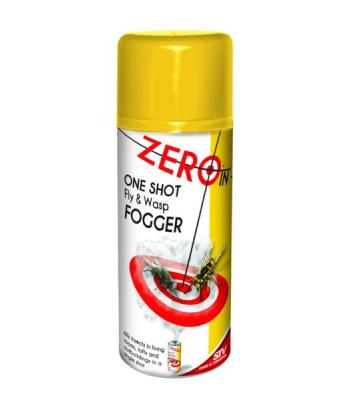 STV Zeroin One Shot Fly & Wasp Fogger 150ml Insects Killer