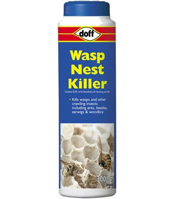Doff Wasp Nest Killer Insecticide Powder 300g