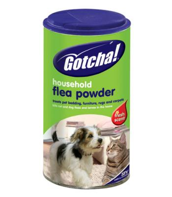 STV Gotcha Household Flea Powder 300g
