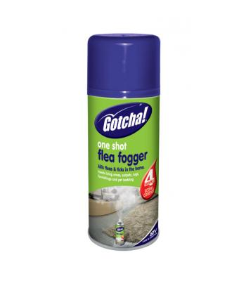 STV Gotcha One Shot Flea Fogger 150ml