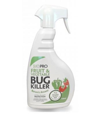 Bio-Pro Fruit and Vegetable Bug Killer RTU Spray 750ml Ultra Plant Protection