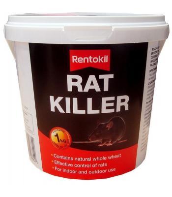 Rentokil Mouse and Rat Killer Pasta Bait 25 Bait sachets